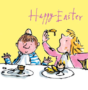Quentin Blake - Easter