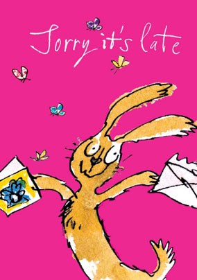 Quentin Blake - Sorry It