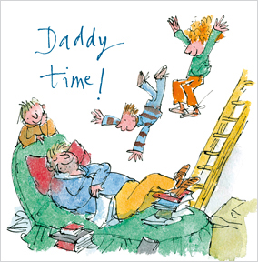 Quentin Blake - Father