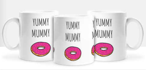 Non Personalised Mug - Yummy Mummy