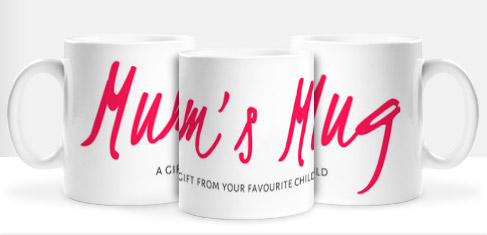 Non Personalised Mug - A Gift for Mum