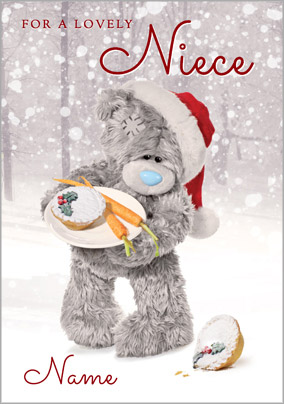 Merry Christmas Niece.Niece Christmas Cards Funky Pigeon