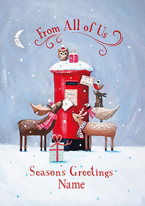 christmas cards from pictures
