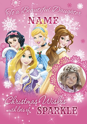 Disney Princess - Christmas Wishes Daughter