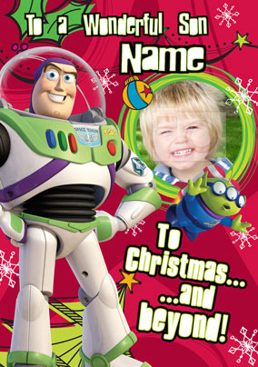 toy story christmas buzz lightyear - Toy Story Christmas Special