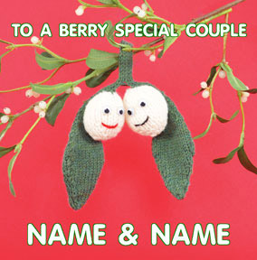 Knit & Purl - Berry Special Couple