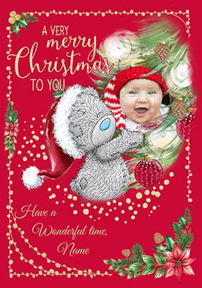Photo Christmas Cards - Create Online | Funky Pigeon