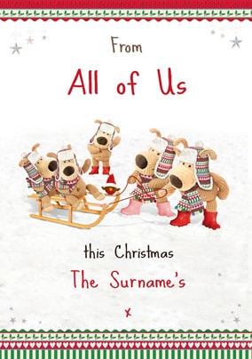 Boofle - From all of us this Christmas