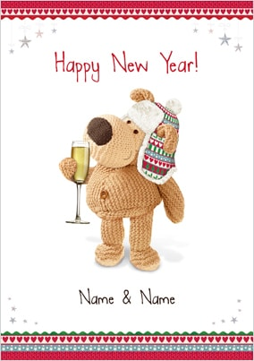 Boofle - Celebrating the New Year