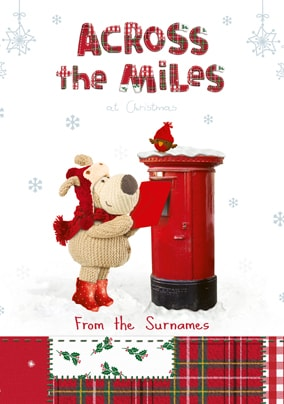 Boofle - Christmas Across the Miles