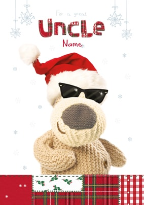 Boofle - Christmas Uncle