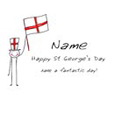Doodlebug - St George's Day Flag