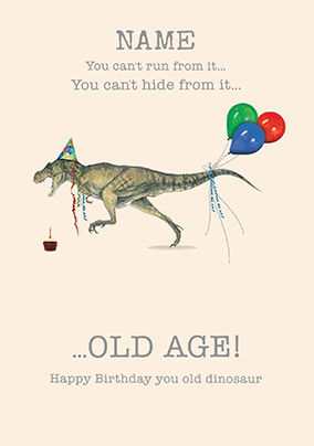 Send Unique Dinosaur Birthday Cards