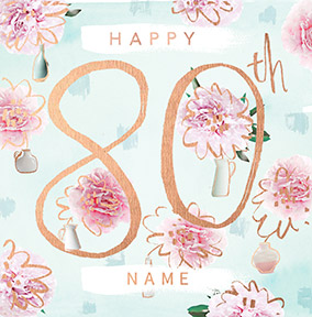 Sassy 80th Birthday Card NO Preview Image Is Not Found