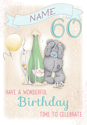 60th Birthday Cards