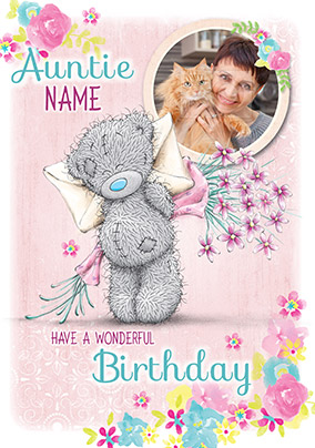 Send Auntie Birthday Cards