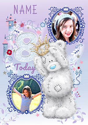 8 Today Me To You Multi Photo Birthday Card