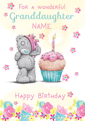 Granddaughter Birthday Cards