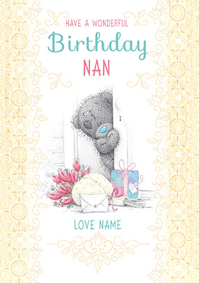 Grandma Nan Birthday Cards