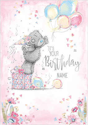 Birthday Cards Near Me.Me To You It S Your Birthday Personalised Card