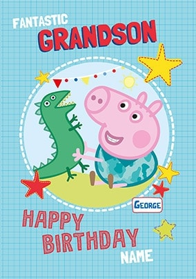 Peppa Pig Cards