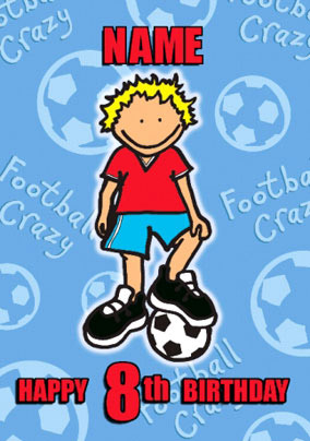 Groovy Boots - Football Crazy