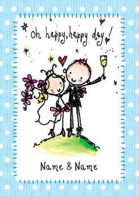 Juicy Lucy - Happy Wedding Day