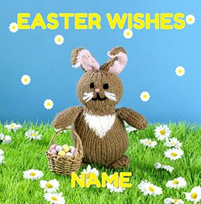 Knit & Purl - Easter Bunny