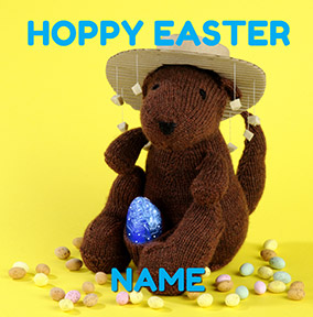 Knit & Purl - Hoppy Easter