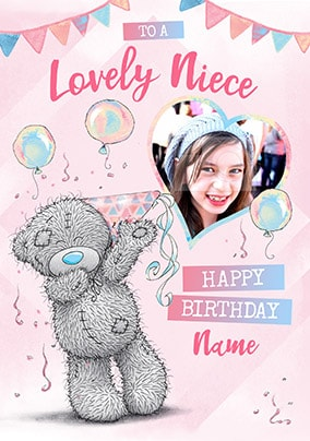 Me to You - Lovely Niece Birthday Card