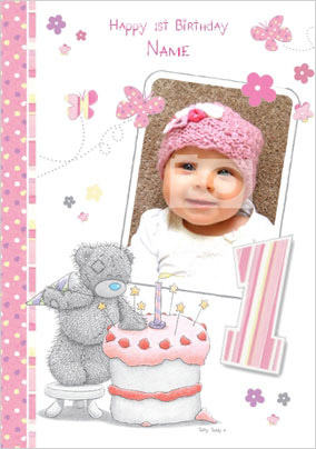 1st Birthday Cards Make It Special Funky Pigeon