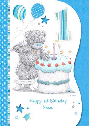 1st Birthday Cards