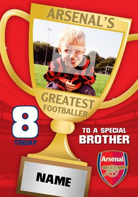 Arsenal FC - Greatest Footballer
