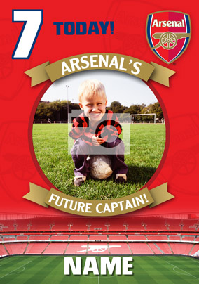 Arsenal FC - Future Captain