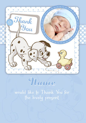 Disney Baby - Dalmatian Baby Boy Photo