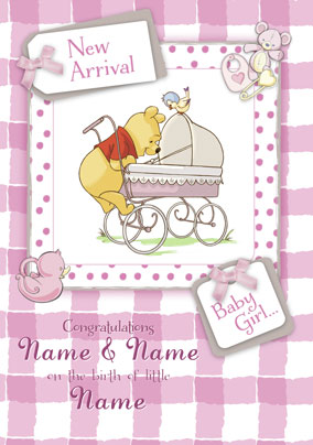 Disney Baby - Winnie The Pooh Baby Girl