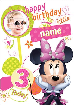Minnie's Bow-Tique - Butterflies Birthday