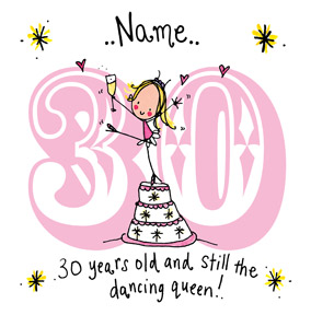 Cakes Baking Birthday Cards