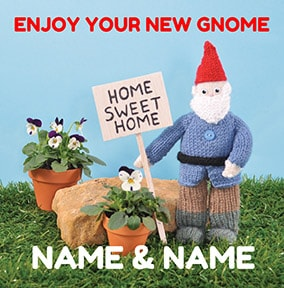 Knit & Purl - New Gnome