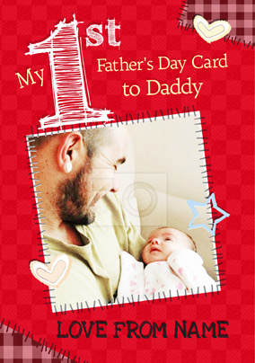 Emotional Rescue - 1st Father's Day card