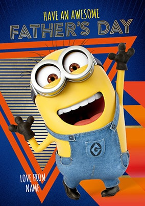 Despicable Me - I Remembered Father's Day