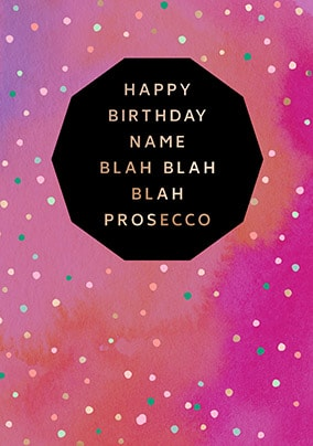 Drinking Birthday Cards - Beer, Gin & More | Funky Pigeon
