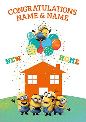 f3714620e New Home Cards - Fast Delivery | Funky Pigeon