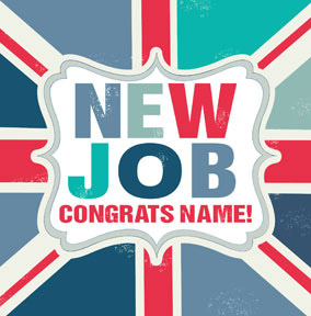 Hope & Glory - New Job