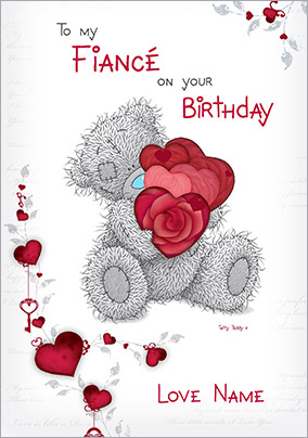 Send Fiance Birthday Cards