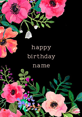 Godparent Birthday Cards