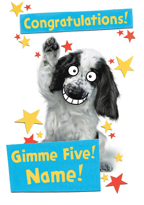 Beast Wishes - Gimme Five