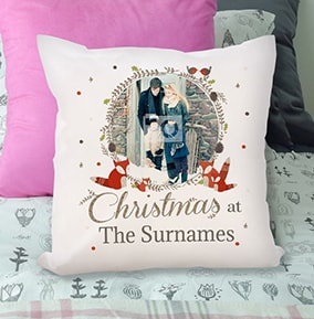 Christmas Cushions Personalised Funny More Funky Pigeon