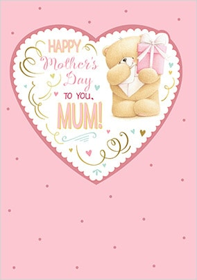 Forever Friends - Happy Mother's Day To You Card