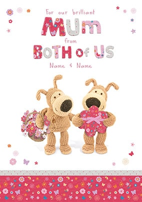 Boofle - Mum From Both of Us